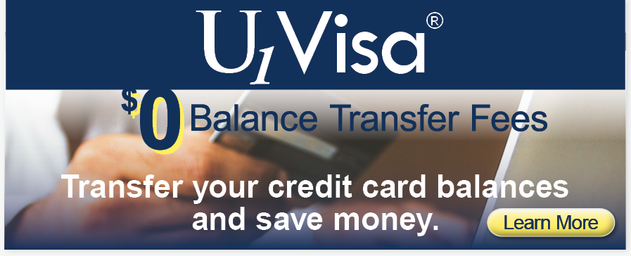 Universal 1 Visa No Balance Transfer Credit Cards