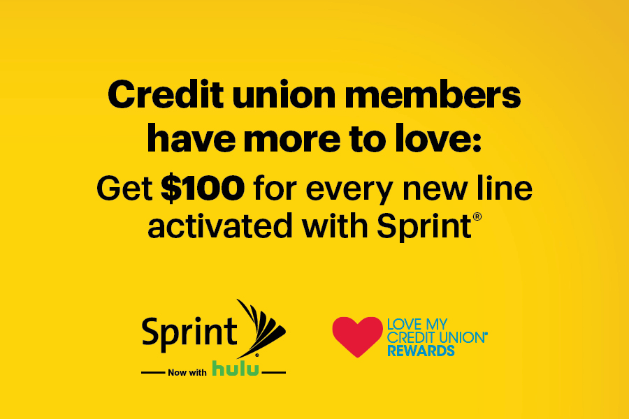 Members get $100 for every new line activated with Sprint