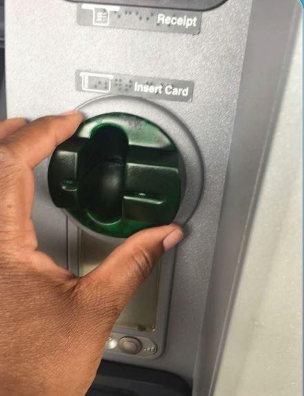 ATM Skimmers - U1